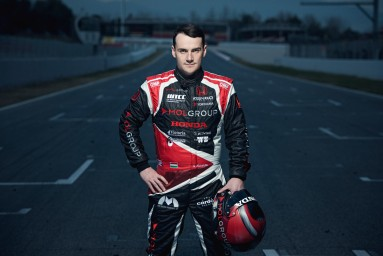 PORTRAIT OF NORBERT MICHELISZ