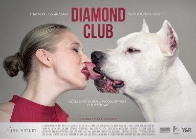 DIAMOND club movie Poster2