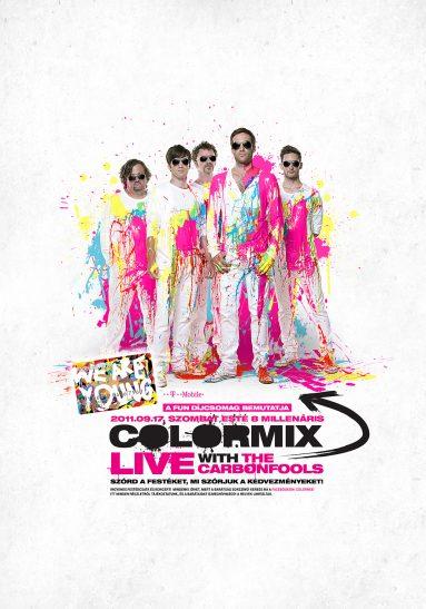 telekom colormix